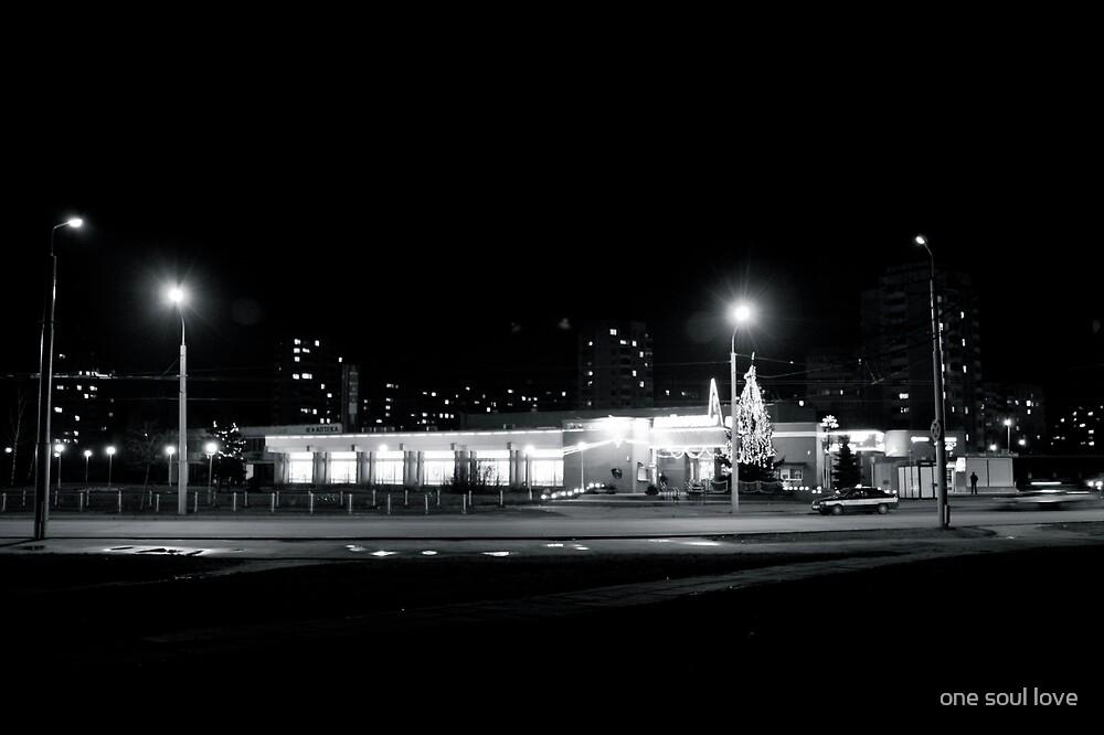 Dark City by chrisdade