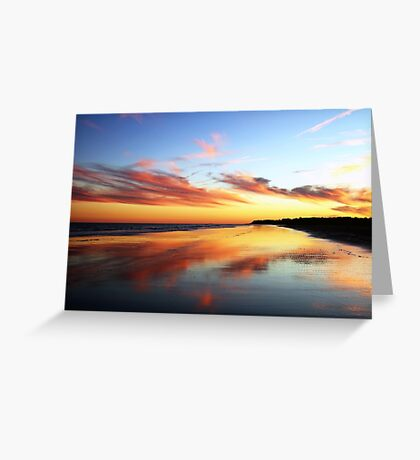 Majestic Reflections Greeting Card