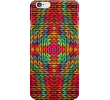 Knitter 2 iPhone Case/Skin
