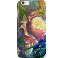 """Alpha Omega 14, """"Down to Earth"""" iPhone Case/Skin"""