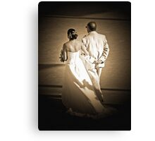 Daddy's Lil' Girl... Canvas Print