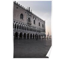 The Doge's Palace - Venice Poster