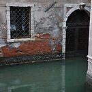 Canal Doorway, Venice by Hilda Rytteke