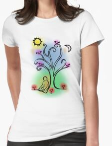 Colorful Meditation T-Shirt