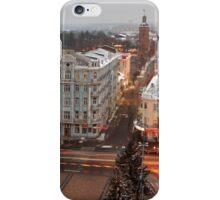 Winter Vinnitsa 08 iPhone Case/Skin