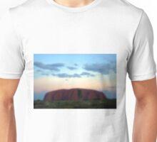 Uluru Sunrise Unisex T-Shirt