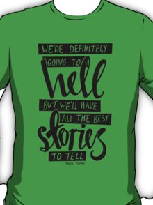 Frank Turner - The Ballad of Me and My Friends T-Shirt