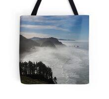 marine layer Tote Bag