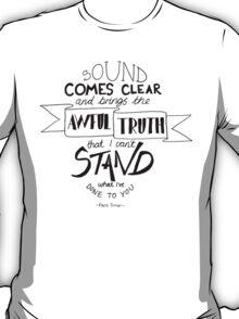 Frank Turner - Redemption T-Shirt
