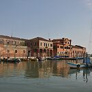 La Giudecca, Venice by Hilda Rytteke