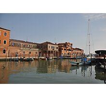 La Giudecca, Venice Photographic Print