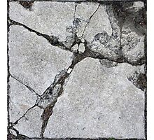 Aveiro's Broken Tiles II Photographic Print