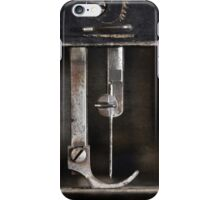 """ Old Sewing Machine "" ... #05 of 5 iPhone Case/Skin"