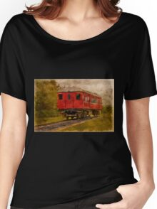 Lost Carriage 01 Women's Relaxed Fit T-Shirt