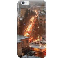 Winter Vinnitsa 09 iPhone Case/Skin