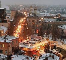 Winter Vinnitsa 09 by fine