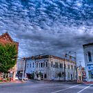Downtown Shelbyville Tennessee by Maurice FitzGerald