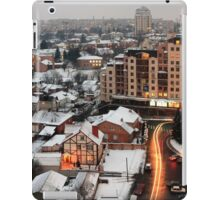 Night Vinnitsa 10 iPad Case/Skin