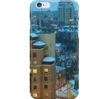 Winter Vinnitsa 11 iPhone Case/Skin