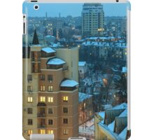 Winter Vinnitsa 11 iPad Case/Skin