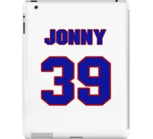 National baseball player Jonny Venters jersey 39 iPad Case/Skin