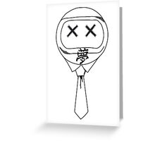 DARUMA- DEAD DREAMS Greeting Card