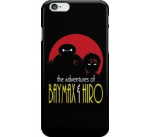 The Adventures of Two Heroes iPhone Case/Skin