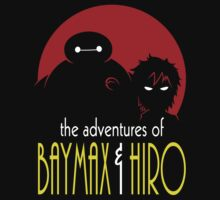 The Adventures of Two Heroes Kids Clothes