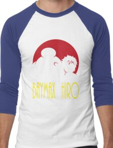The Adventures of Two Heroes Men's Baseball ¾ T-Shirt