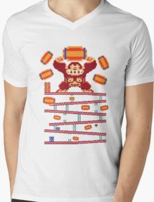 GET ON MY LEVEL! Mens V-Neck T-Shirt