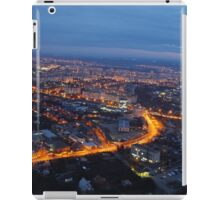 Panorama from Vinnytsya TV tower 3 iPad Case/Skin