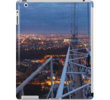 Panorama from Vinnytsya TV tower 4 iPad Case/Skin