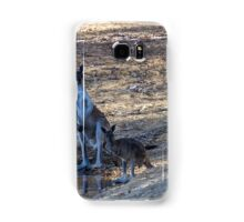 Mob At The Old Mill Dam Samsung Galaxy Case/Skin