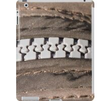 detail of a hinge iPad Case/Skin