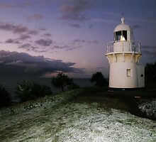 Fingal Lighthouse by Melissa Belanic