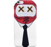 DARUMA- DEAD DREAMS- COLOURED iPhone Case/Skin