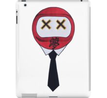 DARUMA- DEAD DREAMS- COLOURED iPad Case/Skin