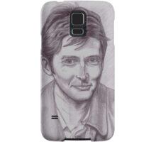 David Tennant  tenth Doctor Samsung Galaxy Case/Skin