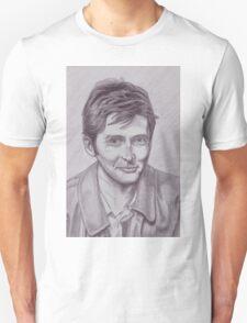 David Tennant  tenth Doctor Unisex T-Shirt