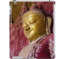 Two Happy Buddhas iPad Case/Skin