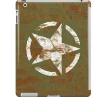 Tarnished iPad Case/Skin