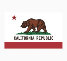 california state flag Kids Clothes