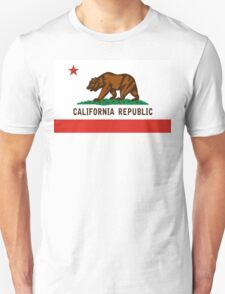 california state flag Unisex T-Shirt