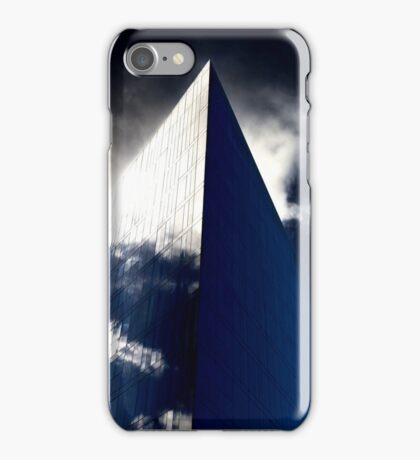 Building and sky iPhone Case/Skin