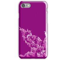 Swirls and Flourishes iPhone Case/Skin