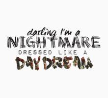 Darling I'm A Nightmare by echosingerxx