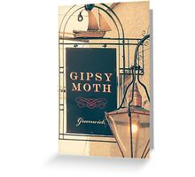 The Iconic Gipsy Moth, Greenwich Greeting Card