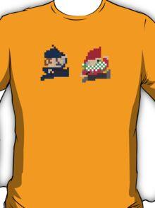 Mario and the punk T-Shirt