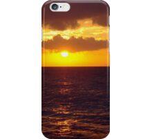 Sunset in Jamaica iPhone Case/Skin