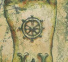 Buddhapada Sticker